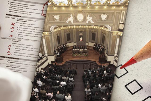 Llega nuevo Congreso con poca transparencia y baja experiencia