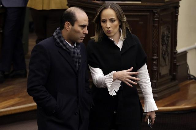 Defiende Aguilar Chedraui gestión transparente en el Congreso