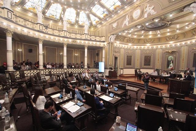 Morena se perfila como primera fuerza en el Congreso de Puebla
