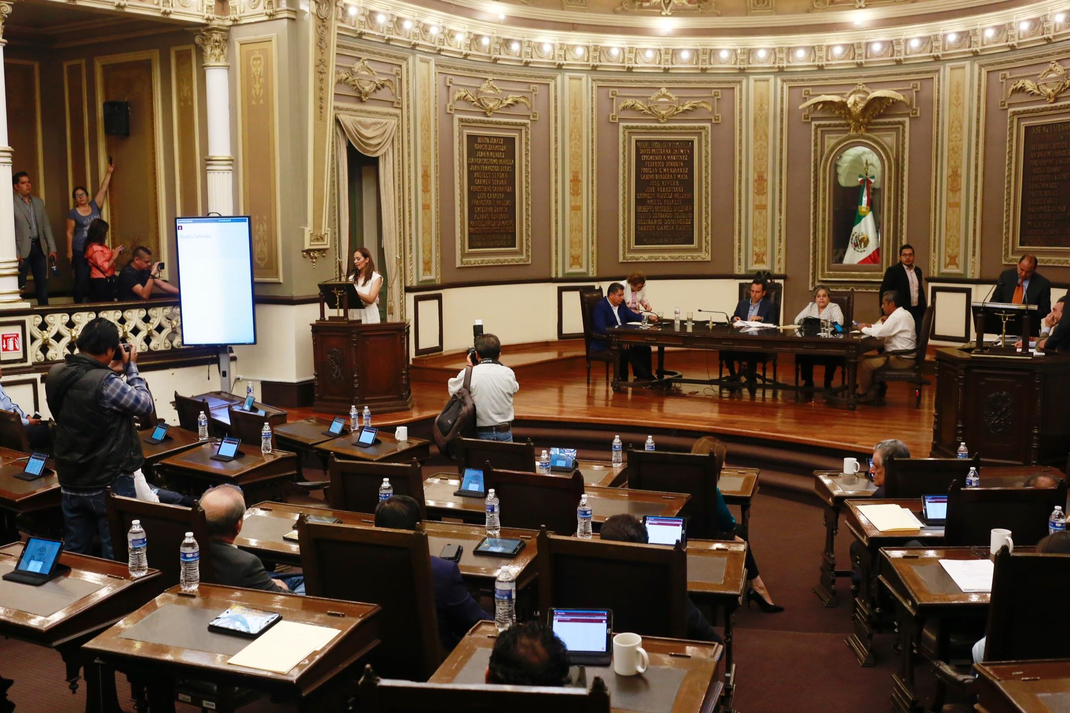 PRI, PAN y aliados bloquean comisión para investigar al IEE