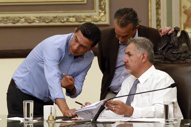 SGG designará interventores de notarías, avalan diputados