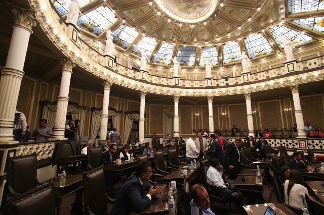 Nuevo gobernador podría rendir protesta sólo ante titular del TSJ