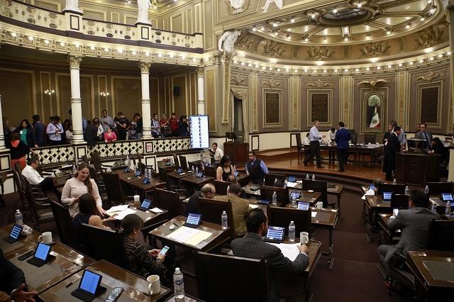 Abren Gobernación y Seguridad comparecencias ante Congreso