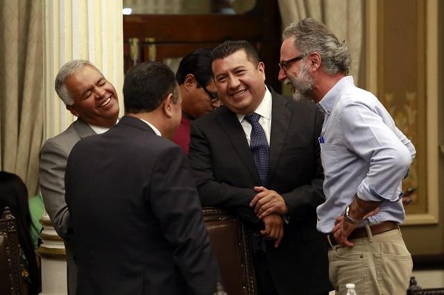 Avala Congreso al fin cuenta pendiente de Eduardo Rivera