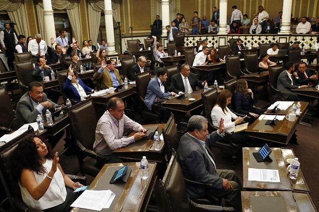 Van 13 ayuntamientos contra toma de protesta de gobernador ante el TSJ