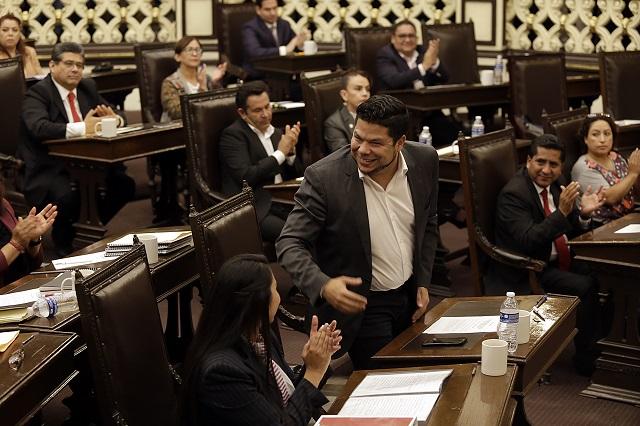 A Morena, PT y PES, comisiones de mayor peso en el Congreso