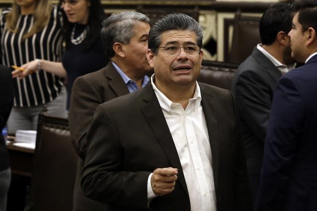 Morena y PRI van contra reforma que favoreció salida de Carrancá
