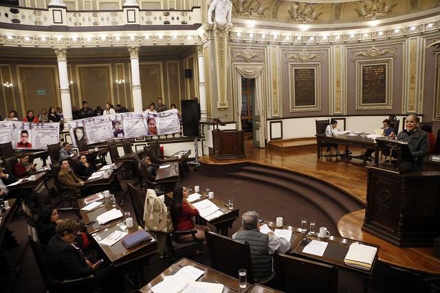 Batea Ejecutivo propuesta de 190 mdp de presupuesto al Congreso