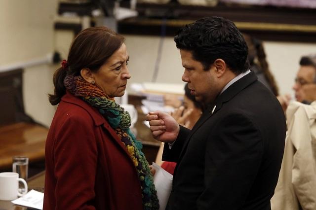 Acordar gobierno interino no implica pacto PAN-Morena: Biestro