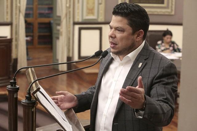 Fraude electoral de Puebla se derrumbará, augura Morena