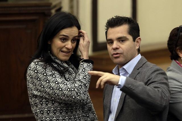 Mónica Rodríguez releva a García como líder del PAN en el Congreso