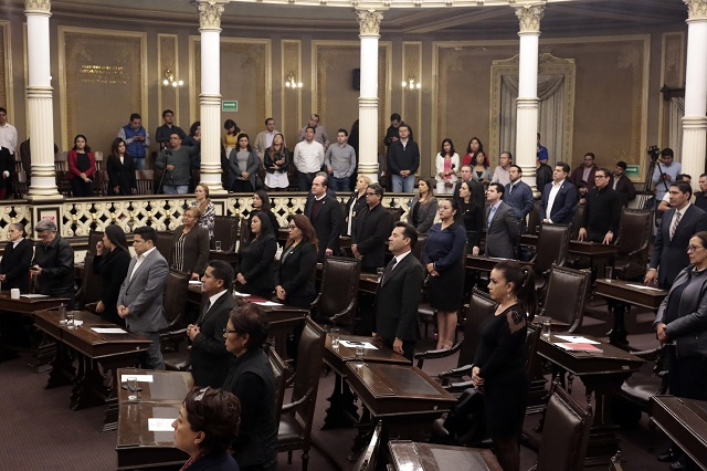 Prevén diputados nombrar interino el 10 de enero