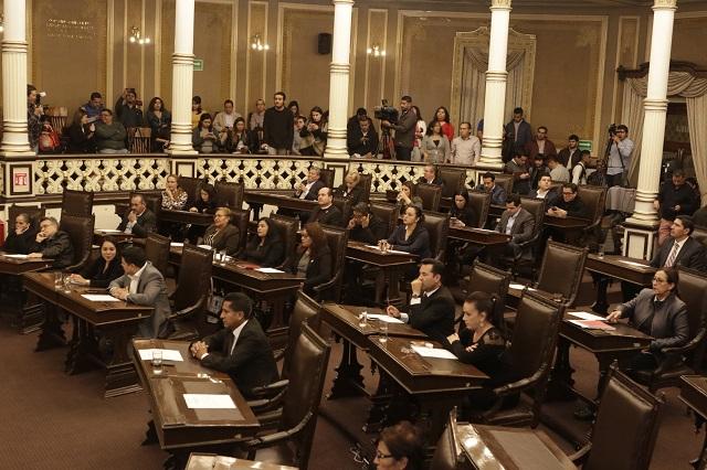 Aprueba Congreso presupuesto por 91 mil 735 mdp para 2019