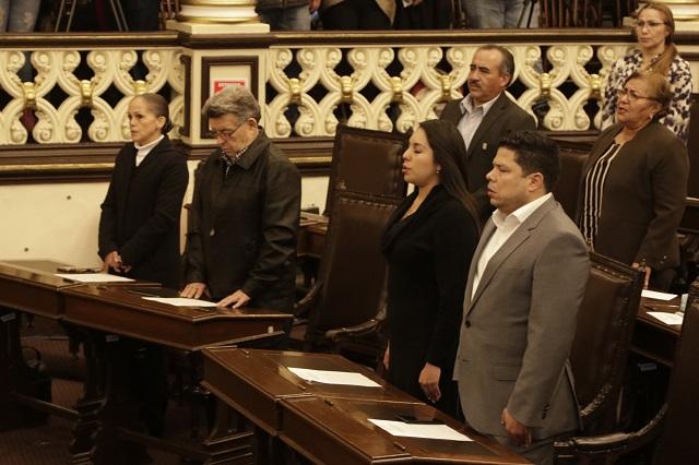 Congreso analiza 6 propuestas formales para gubernatura interina
