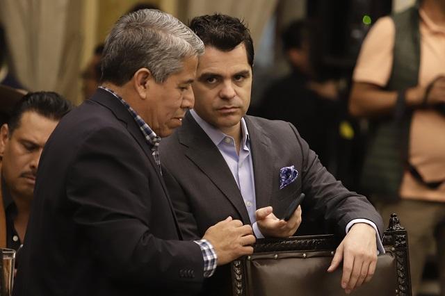 Miguel Barbosa dice que sumará a diputados sin partido
