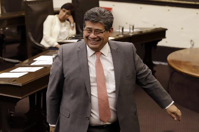 Casique coordinará campaña de Moreno por dirigencia del PRI