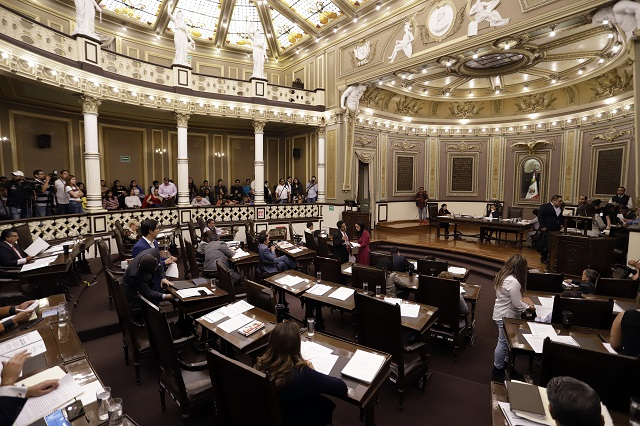 Congreso ya podrá sancionar a personal y hasta diputados