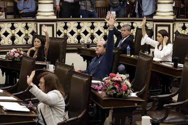 Voto unánime de diputados echó a JJ, no Barbosa, asevera Biestro