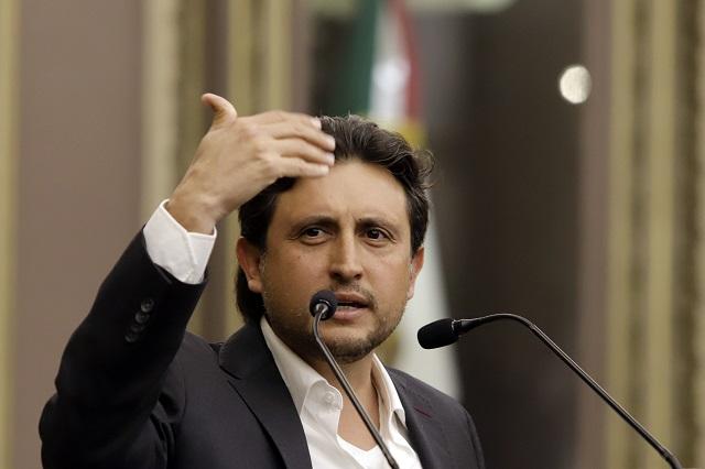 Congreso aprueba procesar a JJ Espinosa por cuenta pública 2015