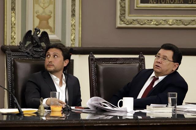 Inician proceso para sacar a JJ y Alonso de comisiones del Congreso
