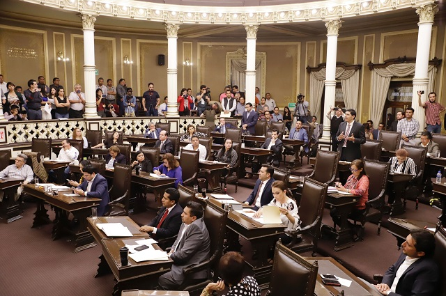 Diputados de Morena plantean reformar estructura del Congreso
