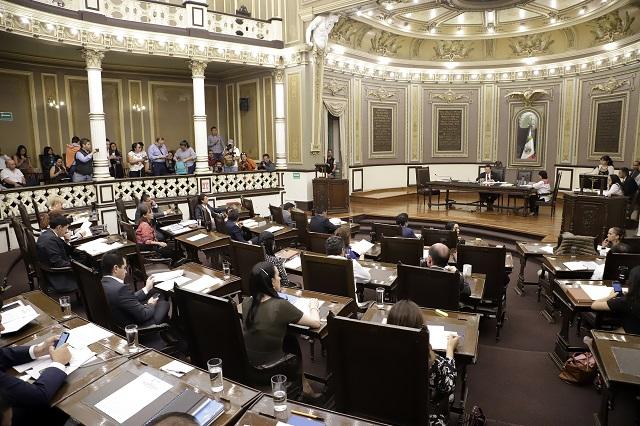 Diputados locales sólo aprobaron una de cada 10 iniciativas