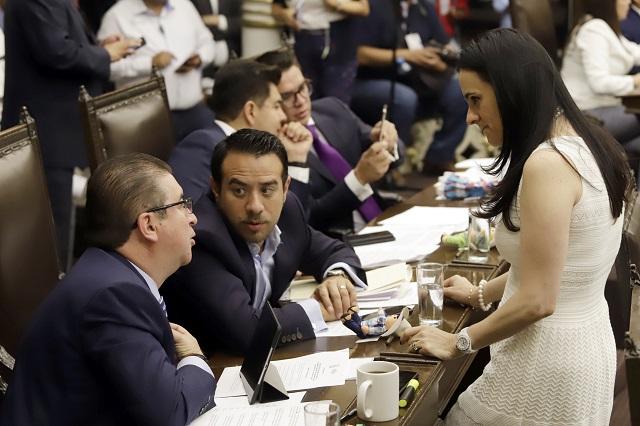 PAN exige a Barbosa no manosear elección de titulares de ASE y CDH