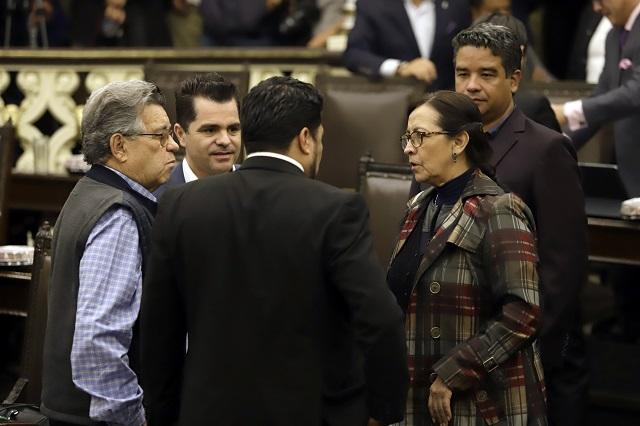 Carmen Cabrera y Fernando Sánchez, a la Mesa Directiva