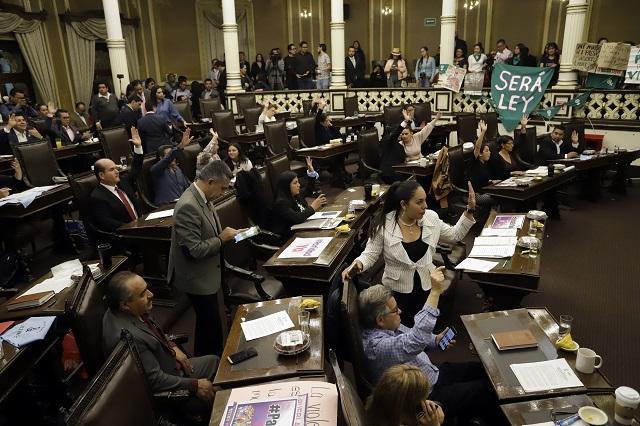 Recibe el Congreso 8 solicitudes para remover a ediles en Puebla