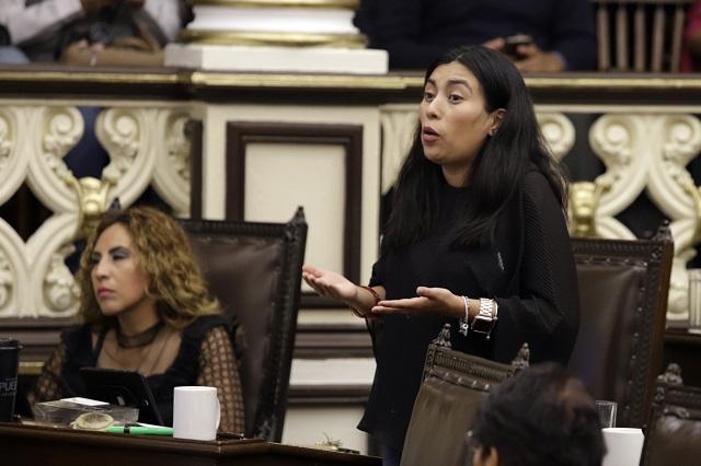 PES echará a Nora Merino de su bancada en el Congreso