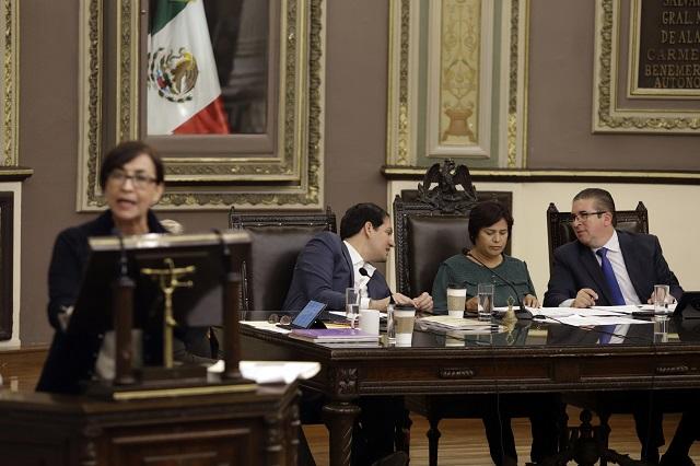 Frenan cambio a comisiones del Congreso y anulación de Ley Bala