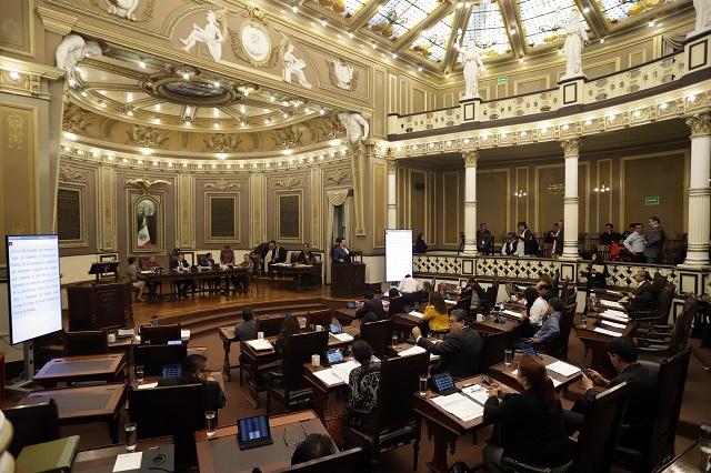 Candidatos a la FGE comparecen el 26 de febrero en el Congreso