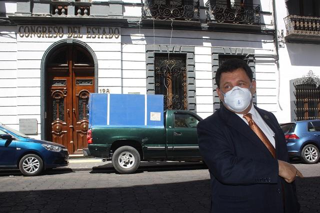 Ordenan a diputados de Puebla no ser misóginos ni violentos