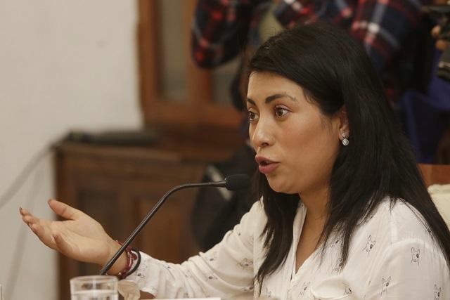 Puebla, primer estado en reformas contra violencia digital: Nora Merino