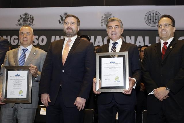 Inauguran segundo congreso internacional de ciencias forenses