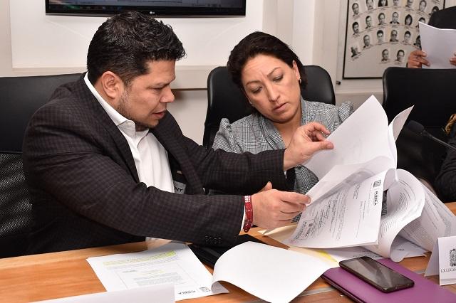 Congreso analizará petición de la BUAP para remover al auditor