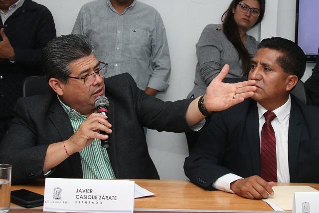 Designar a gobernador interino por unanimidad, propone el PRI