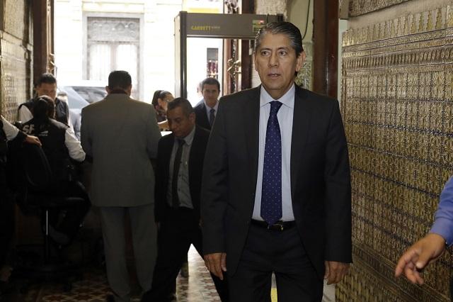 Según fiscal, en Puebla no hay un alto tráfico de armas