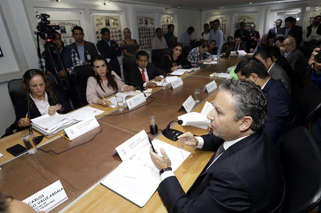 Sin auditar obras de RMV y Gali, Segovia dejó la ASE