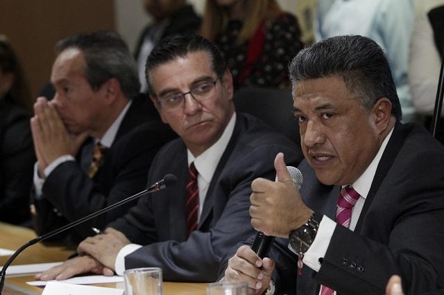 Mano dura en compras y licitaciones de Barbosa Huerta, promete auditor