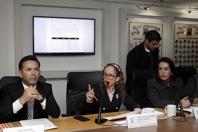 ASE con Villanueva desapareció documentos, acusa Garci-Crespo