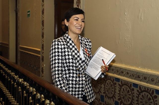 Mónica Silva se cuelga de la 4T para llegar a la CDH