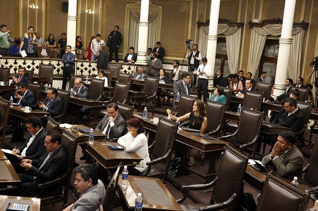 Revisa Congreso cuenta pública 2015 del gobierno del estado