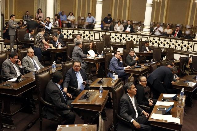 Poco productivo y opaco en finanzas, Congreso poblano: IMCO