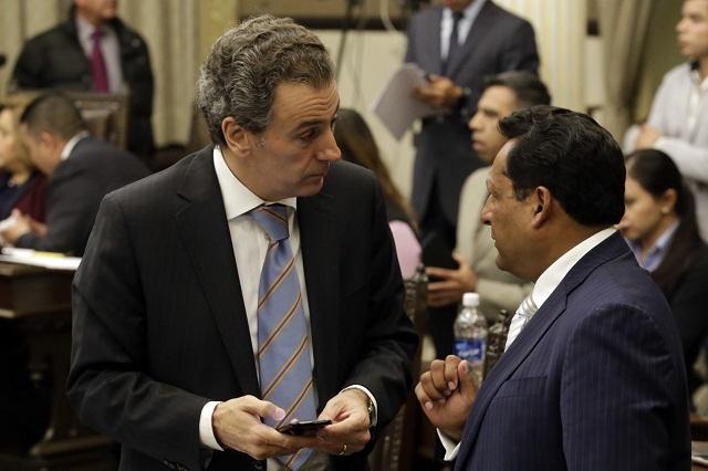 Amagos de Zavala afectan al PRI y se estudia expulsarlo: Chedraui