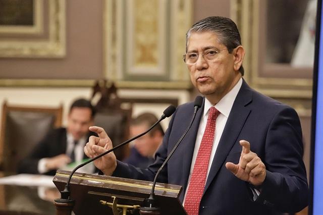 Es oficial: Gilberto Higuera queda como fiscal de Puebla por 7 años