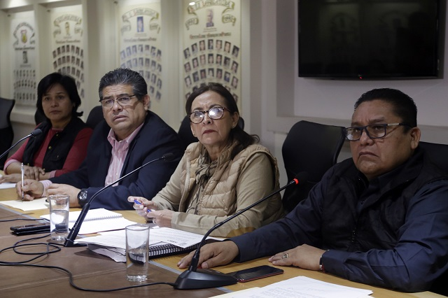 PRI no tiene acuerdos con el Frente ni con RMV: García Olmedo