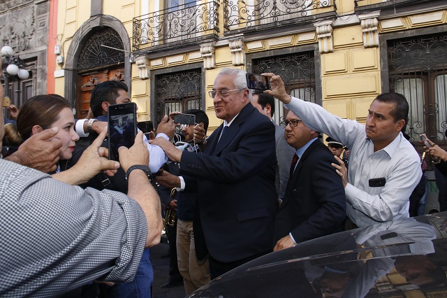 Nombra Pacheco a titulares de Obras, Desarrollo Social y Turismo