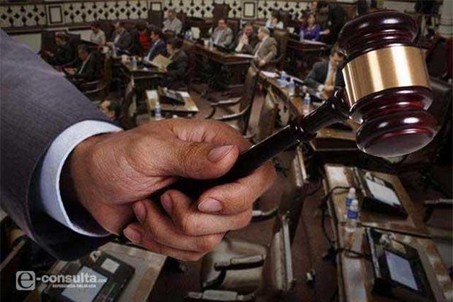 Reformará Congreso en sesión extraordinaria código electoral