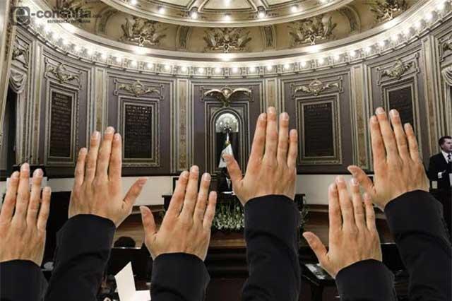Sin oposición, Congreso avala y endereza reformas por encargo
